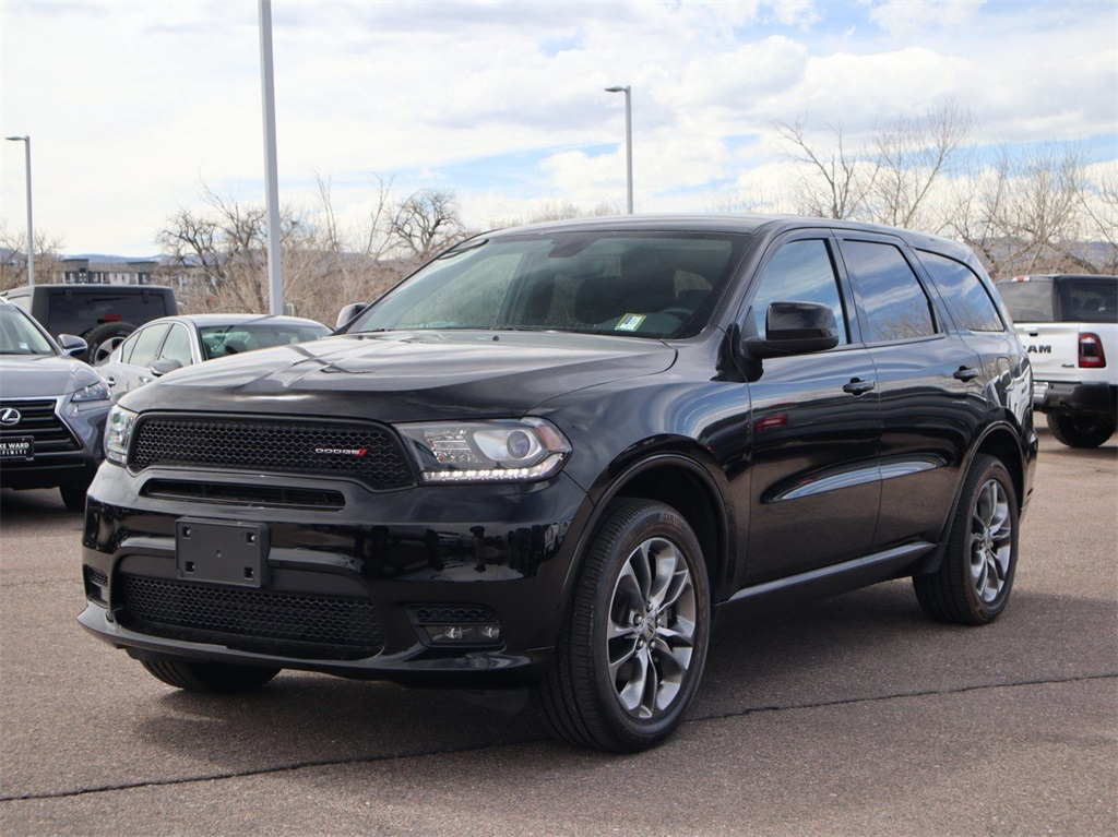Pre-Owned 2020 Dodge Durango GT