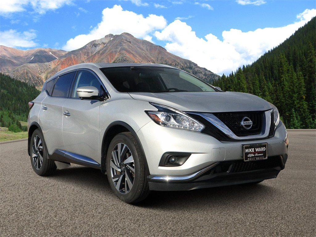 Pre-Owned 2018 Nissan Murano Platinum
