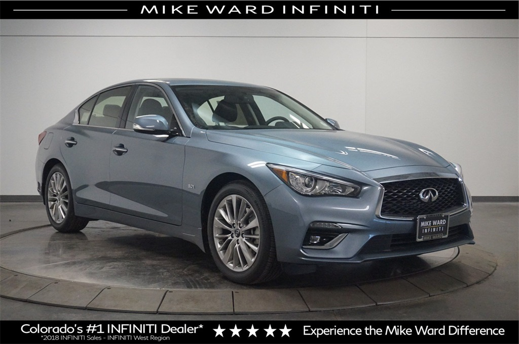 Infinity For Sale >> New 2019 Infiniti Q50 3 0t Luxe Awd