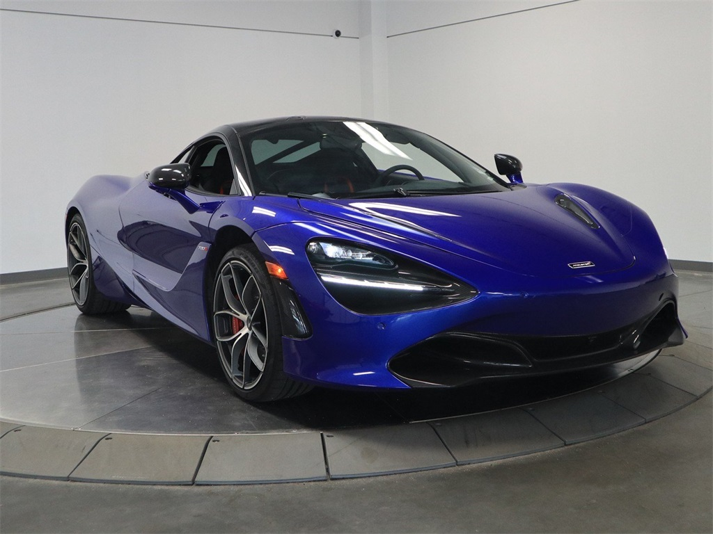 Pre-Owned 2018 McLaren 720S Coupe