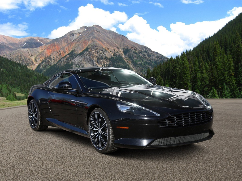 Pre-Owned 2012 Aston Martin Virage Coupe