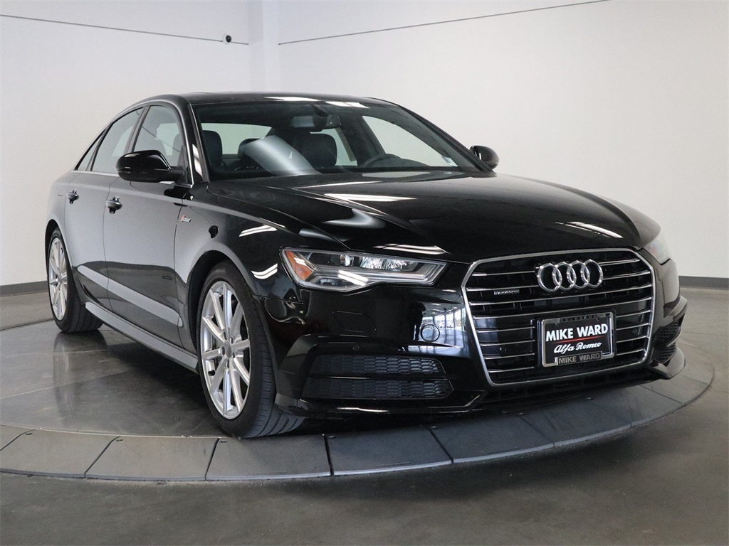 Pre-Owned 2017 Audi A6 3.0T Premium Plus