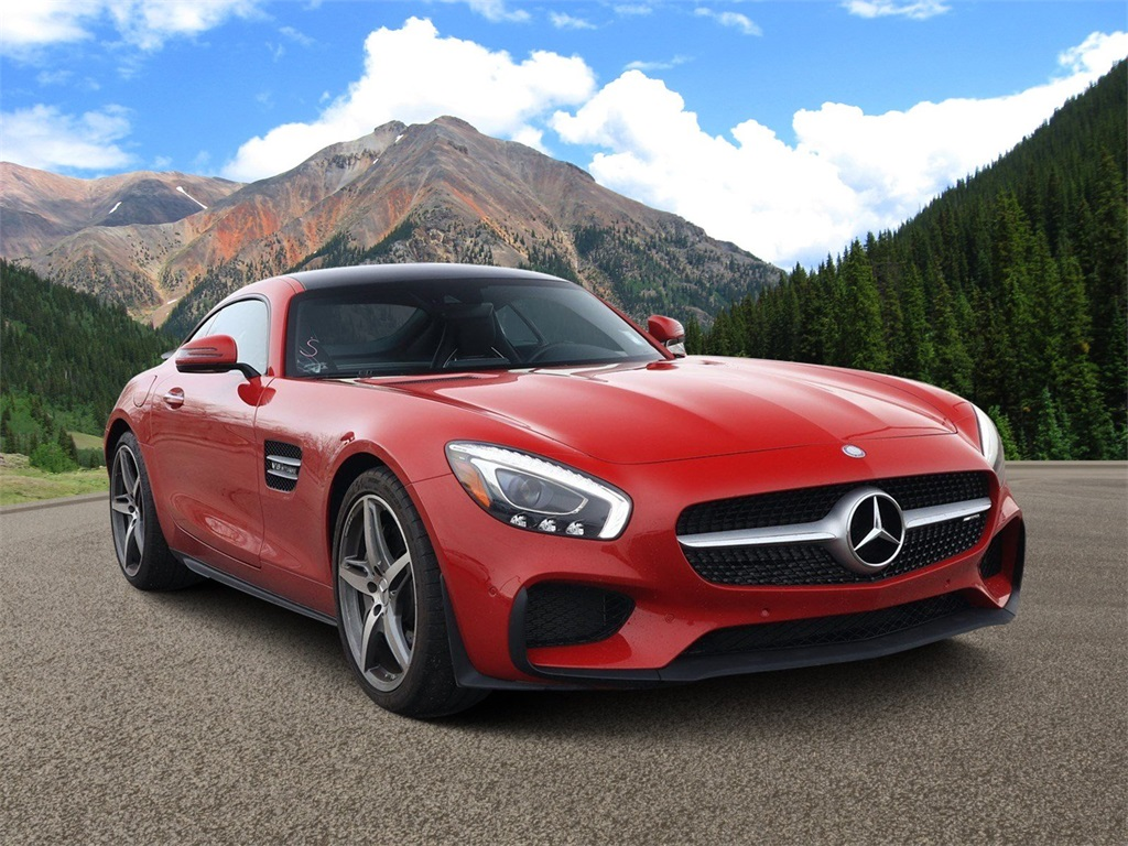 Pre-Owned 2017 Mercedes-Benz AMG® GT