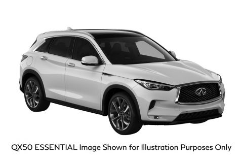 New Infiniti Qx50 Crossover For Sale In Highlands Ranch