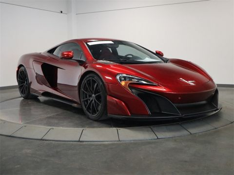Pre-Owned 2016 McLaren 675LT Coupe
