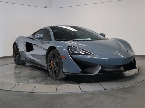 Pre-Owned 2018 McLaren 570GT Coupe