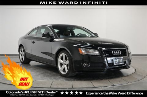 Pre-Owned 2009 Audi A5 3.2