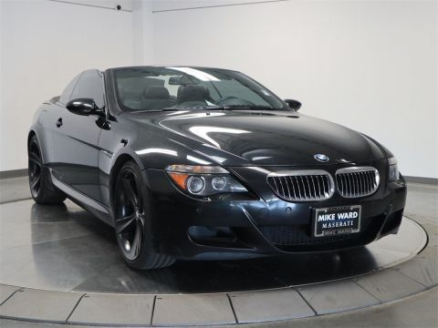 Pre-Owned 2007 BMW M6