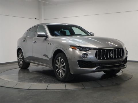 Pre-Owned 2019 Maserati Levante GranSport